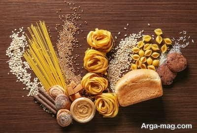 بررسی برنامه غذایی باروری