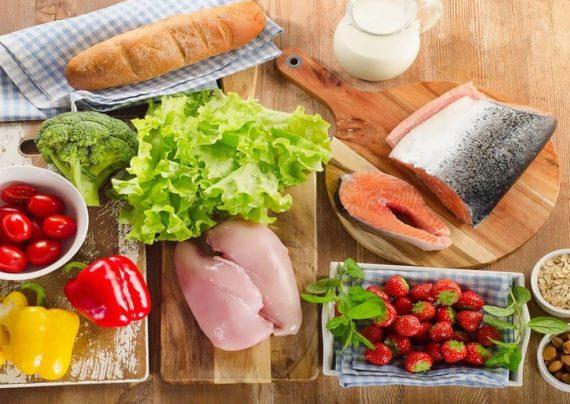 رژیم غذایی باروری