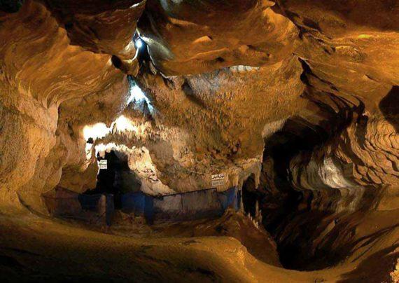 آشنایی با غار نباتی