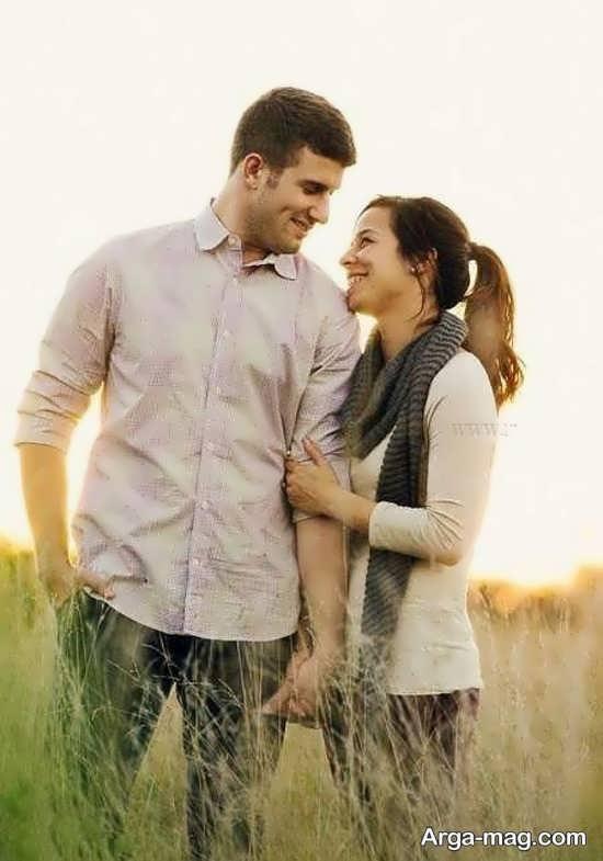 سری اول ژست عکس با همسر