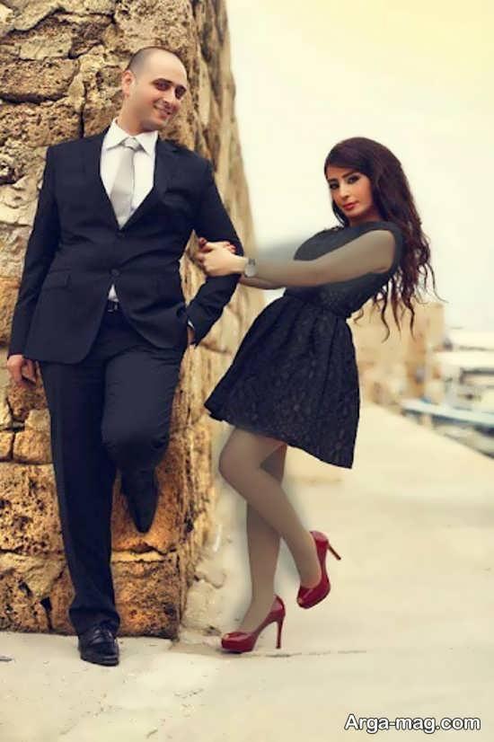فیگور عاشقانه با همسر