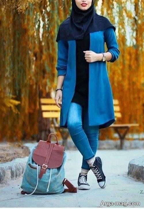 مدل تیپ دانشجویی لی دخترانه