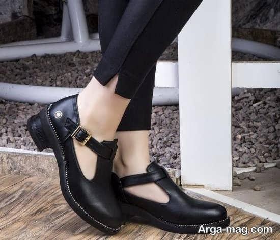 مدل کفش باحال و شیک دخترانه