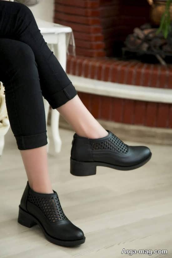 انواع جذاب و دیدنی مدل کفش رسمی دخترانه