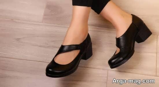 نمونه کفش خاص و تماشایی رسمی برای دختر خانم ها