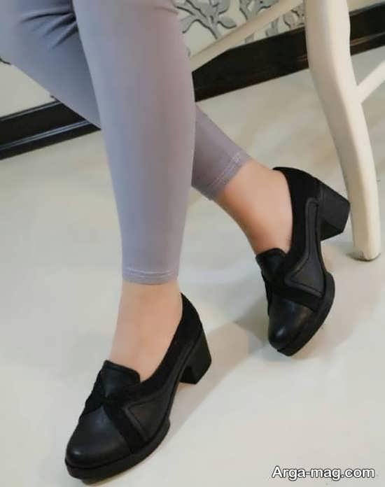 مدل کفش رسمی دخترانه بسیار شیک و دیدنی