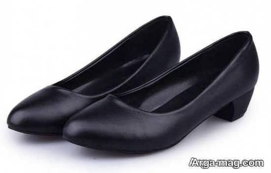 نمونه کفش ساده رسمی