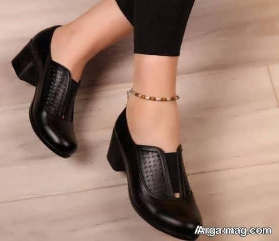 مدل کفش رسمی دخترانه بسیار جذاب و لاکچری