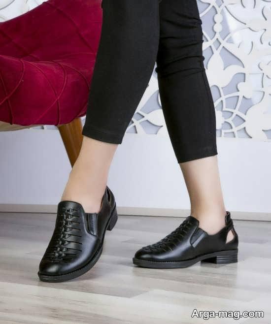 انواع مدل کفش رسمی دخترانه