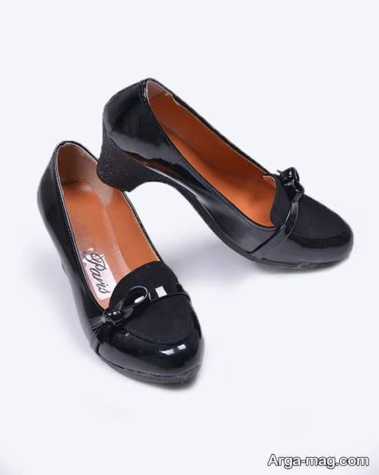 گالری مدل کفش رسمی دخترانه