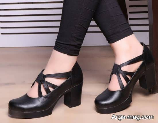 نمونه جدید و زیبا کفش دخترانه