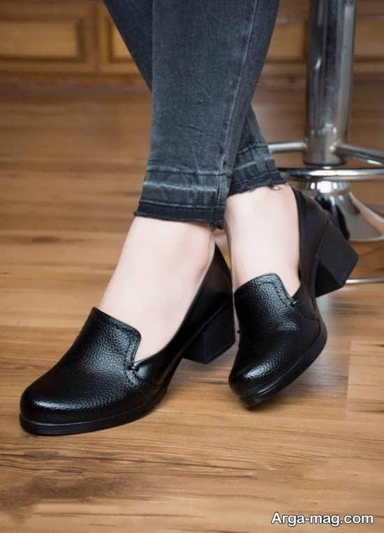 نمونه کفش باحال دخترانه