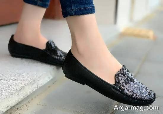 نمونه کفش زیبا و جدید دخترانه