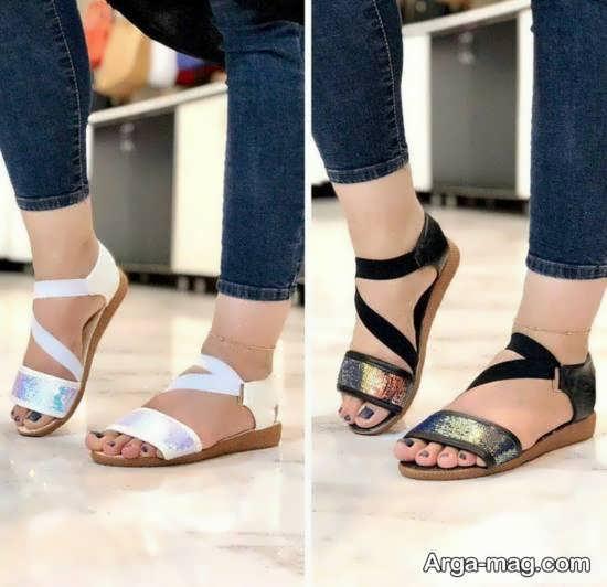 سری جدید مدل کفش بهاره دخترانه