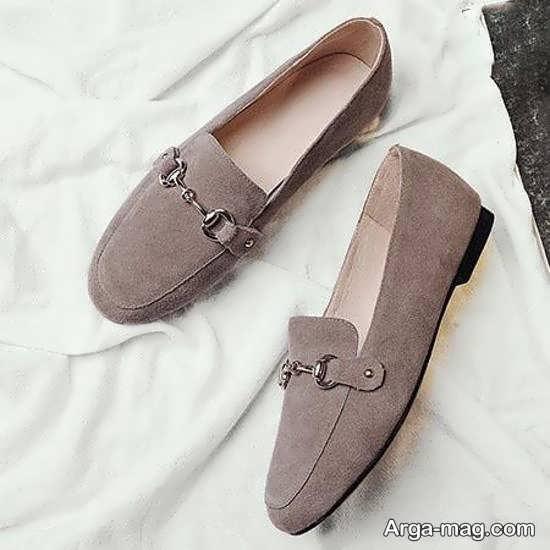 نمونه کفش جذاب و باحال دخترانه