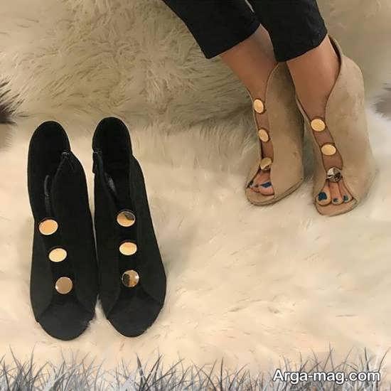 سری اول کفش بهاره دخترانه
