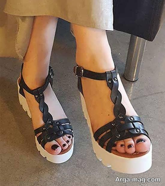 مدل کفش بهاره دخترانه شیک و زیبا