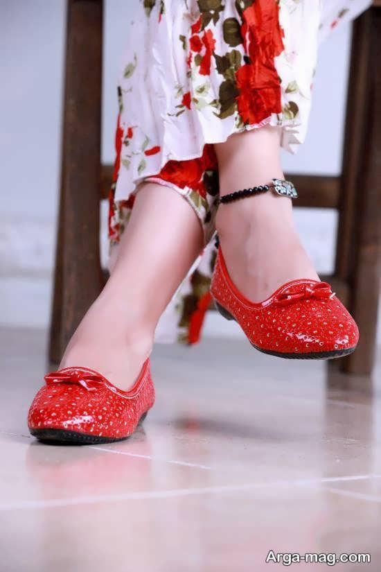 گالری شیک و جذاب مدل کفش بهاره دخترانه