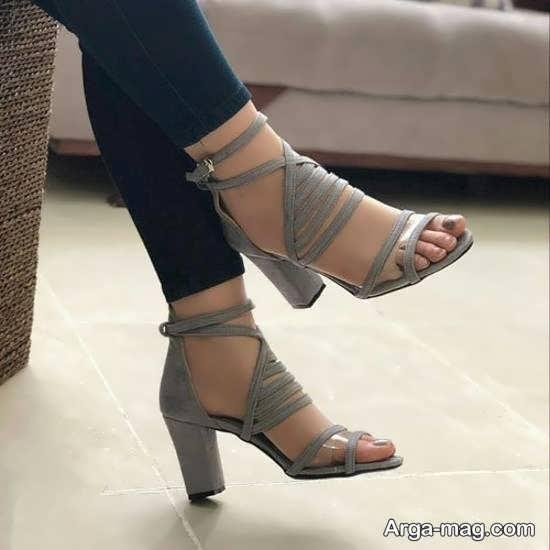 گالری مدل کفش دخترانه مجلسی