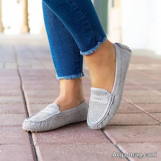 نمونه کفش زیبا و شیک دخترانه
