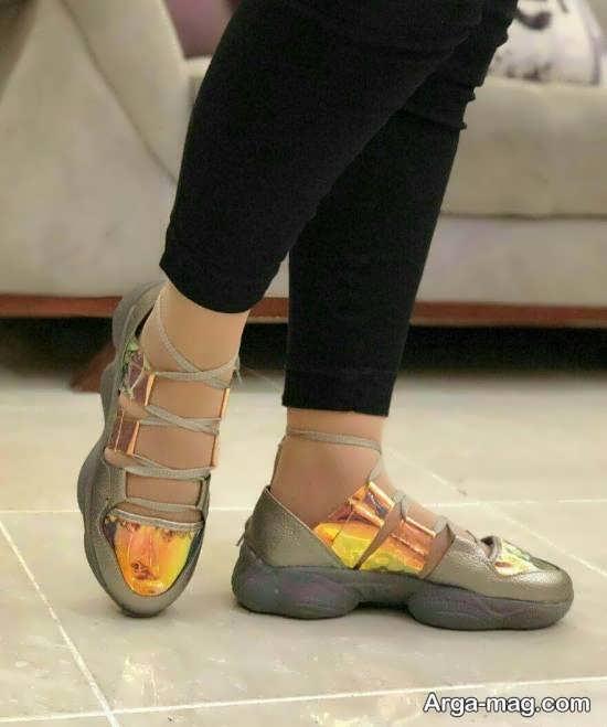 گالری مدل کفش بهاره دخترانه