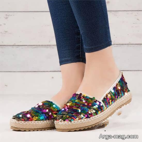 گالری جدید کفش بهاره دخترانه