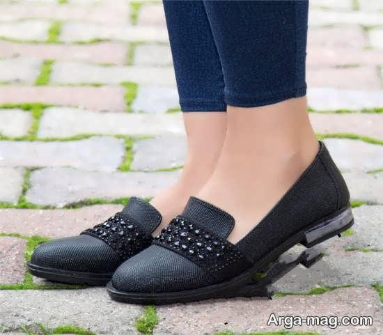 انواع جدید مدل کفش بهاره دخترانه