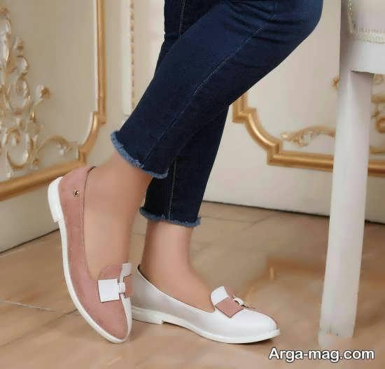 انواع جدید کفش بهاره دخترانه
