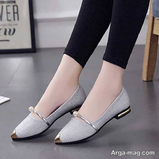 مدل کفش جدید و متفاوت بهاره