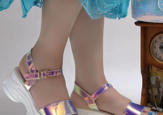انواع جدید و جذاب از مدل کفش بهاره دخترانه