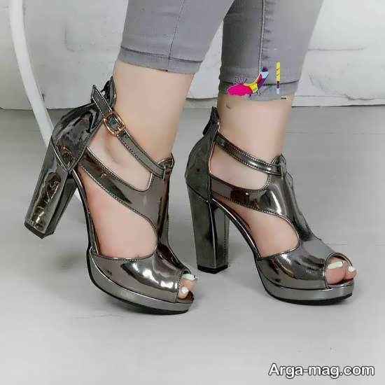 مدل کفش بهاره دخترانه بسیار شیک و لاکچری
