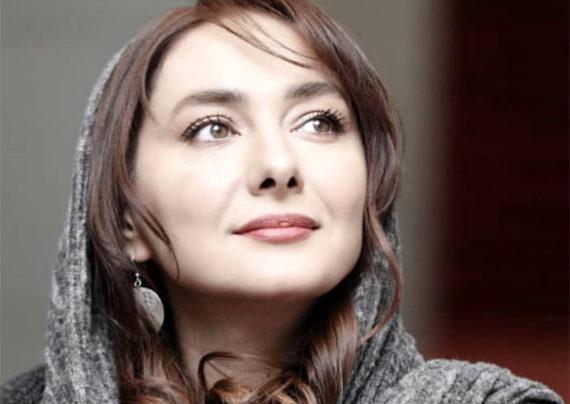 هانیه توسلی بازیگر موفق و مطرح کشورمان