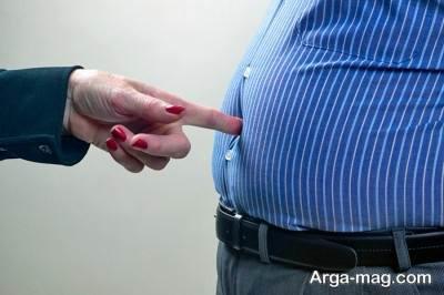 پنهان کردن شکم برآمده با روش های آسان