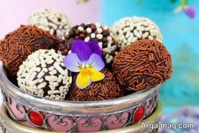 طرز تهیه شکلات برزیلی با طعم عالی
