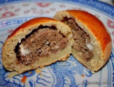 طرز تهیه نان گوشت خوشمزه و لذیذ