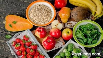 مصرف سبزیجات و بهبود هضم غذا