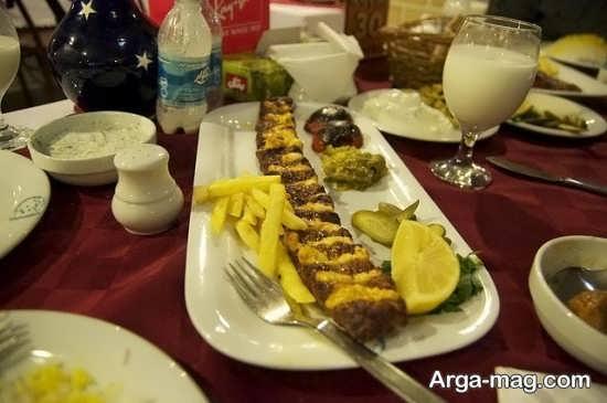 غذای ایرانی برای مهمانی ها