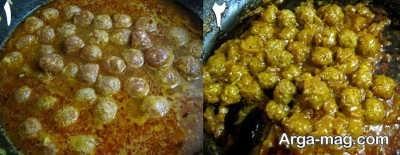 لپه پلو غذای محلی استان کرمان