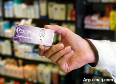 داروی اورژانسی لوونورژسترول