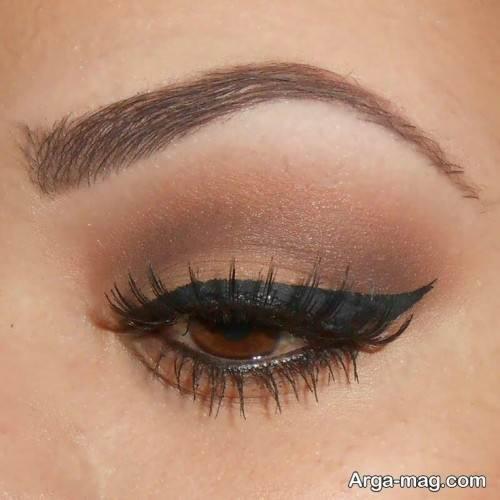 آرایش چشم زنانه شیک
