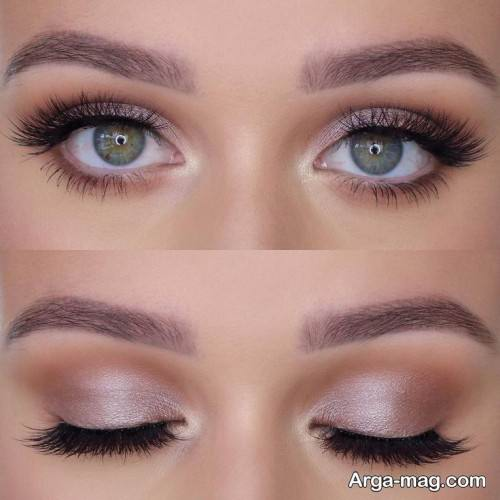 آرایش چشم زیبا و خاص