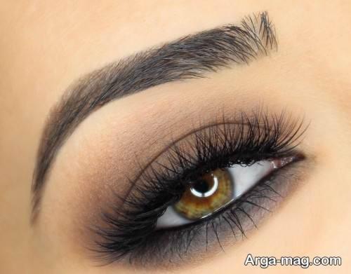 آرایش چشم زیبا و جدید