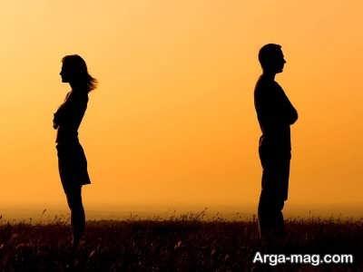 اشنایی عواملی که در شکست عاطفی موثر هستند