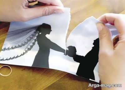 عواقب پنهان کاری همسران