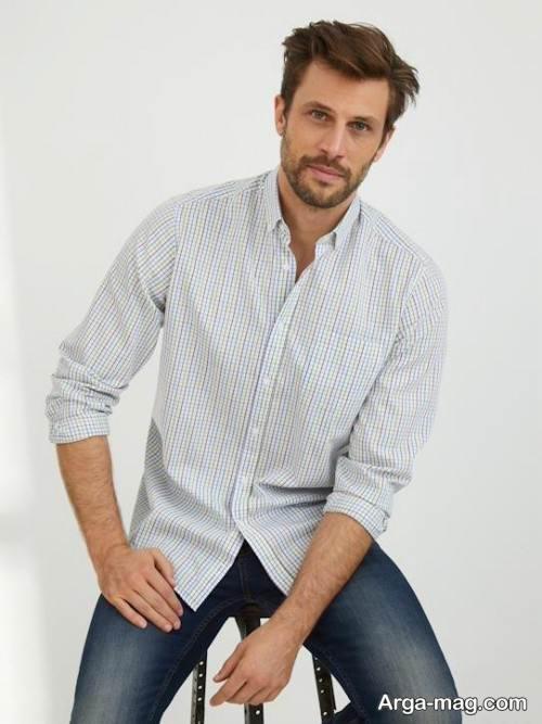 پیراهن زیبا مردانه