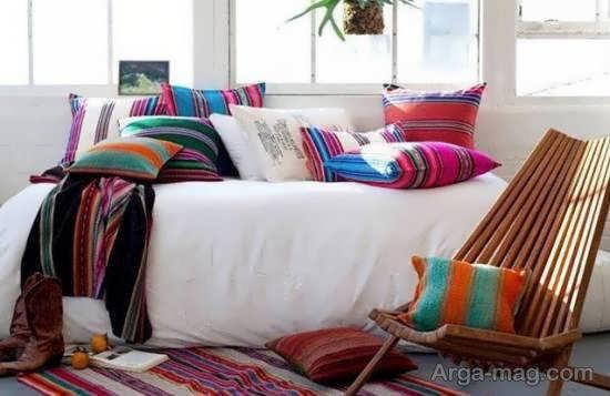 دکوراسیون منزل با سبک مکزیکی و روشی ساده