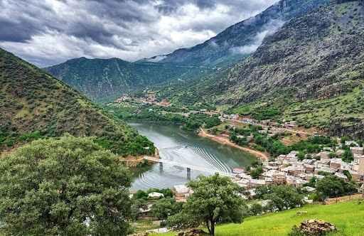 زیبایی های روستای اورامان