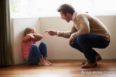 تاثیرات پرخاش های والدین بر کودک