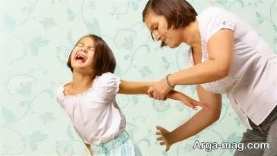 تاثیرات پرخاشگری والدین بر کودک