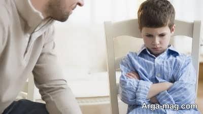 تاثیر پرخاشگری والدین بر کودک